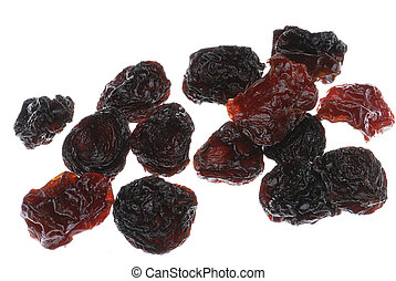 Raisins in White Light