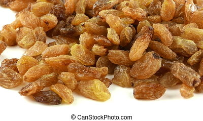 Raisins Macro View
