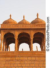rajasthan, arquitetura
