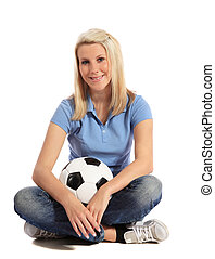 rajongó, futball