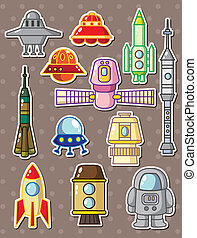 rakieta, majchry