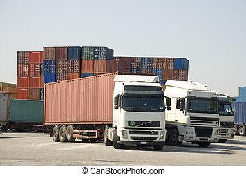 rakomány szállítás