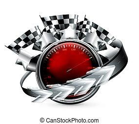 rally, 10eps, emblema