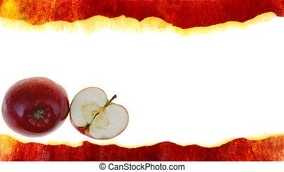 ram, äpple