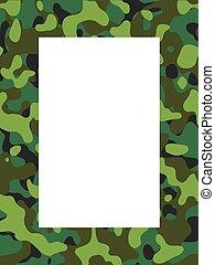 ram, kamouflage