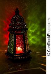 ramadan, ランタン