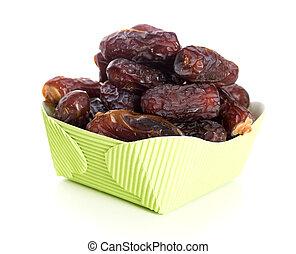 Ramadan food - Kurma dried date palm fruits, ramadan food...