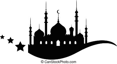 Ramadan Kareem background - vector illustration of...