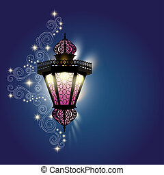 Ramadan Kareem - Eid Mubarak - Islamic Background For...