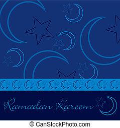 Ramadan Kareem - Hand drawn Ramadan Kareem (Generous...