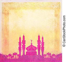 ramadan, kareem, karte