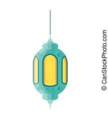 ramadan kareem lantern hanging