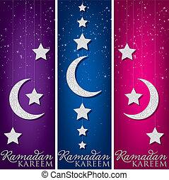 "Ramadan Kareem! - ""Ramadan Kareem"" (Generous Ramadan) mobile..."