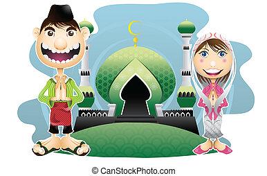 ramadan, mubarak