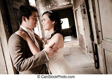 wedding couples