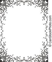 ramas frame - ornamental frame