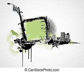 ramme, urban