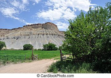 Ranch in Southern Utah