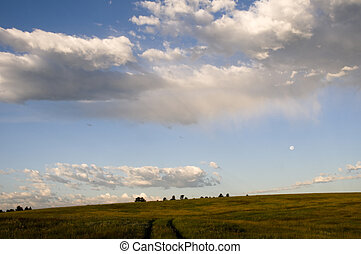 Ranch Land in Wyoming