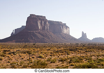 Ranch, Near Monument Valley