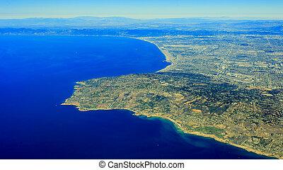 Rancho Palos Verdes from top