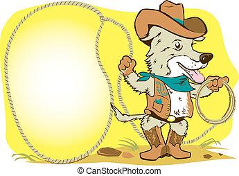 rancho, perro