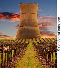 rancho seco , πυρηνικός σταθμός ενέργειας , βορεινός california , και , εγχείρισα , από , smud, τώρα , κλειστός , μετά , ένα , σύστημα αμέλεια , διάφοροι , χρόνια , ago