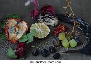 rancid fruit