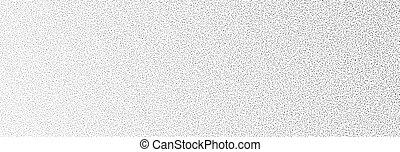 Random circles, dots. Speckles, freckle illustration. ...