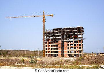 Random construction