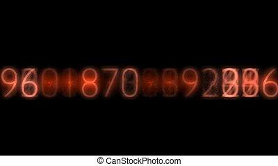 Random number change,password,seamless loop,def