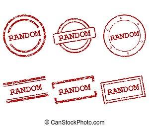 Random stamps