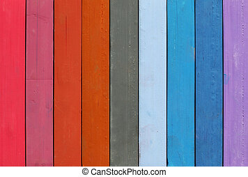 Range of natural colors