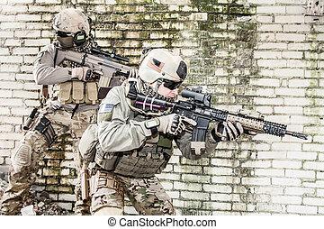 rangers, ação