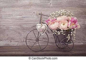 Ranunculus flowers