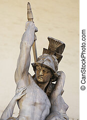 Rape of Polyxena Florence