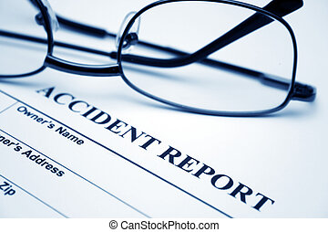 rapport, accident