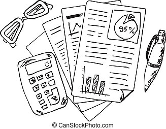 rapport, financiën