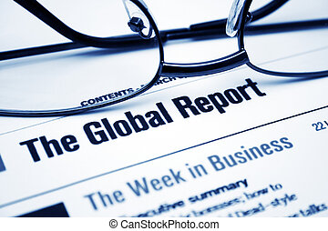 rapport, global branche
