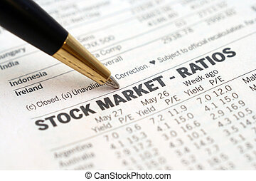 rapport, marché, stockage