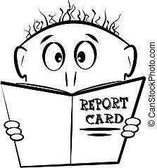 rapporter carte