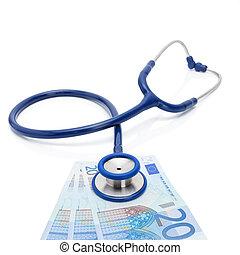 rapporto, sopra, -, esso, 1, valuta, stetoscopio, eu