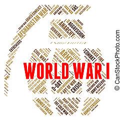 rappresenta, globo, schermaglia, mondo, guerra, spargimento di sangue