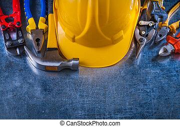 rasguñado, horizont, construcción, plano de fondo, toolset,...