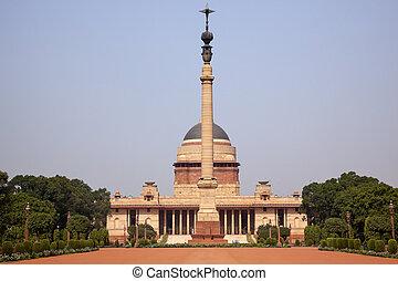 Rashtrapati Bhavan Official Residence President New Delhi...