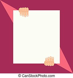 rassemblement, quelqu'un, historique, grand, scénario, lire, audience., compagnie, tient, montré, papier, indépendance, manière, vide, formel, homme, présentation, jour, vide, ceremony.