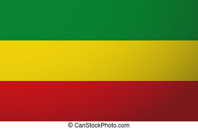 rasta, drapeau