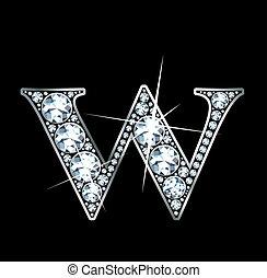 raster, ダイヤモンド, -, w