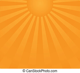 raster. sunrise background