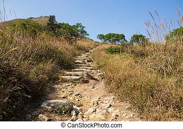 rastro, hiking